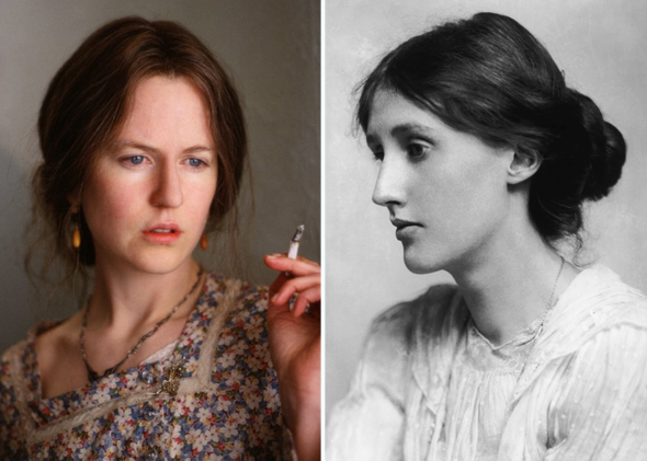 Nicole Kidman as Virginia Woolf. Character Development: Making a Seamless Transformation into Someone Else