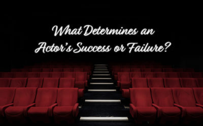 What Determines an Actor's Success or Failure?